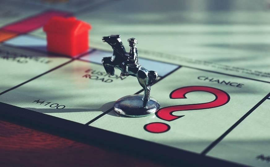 Monopoly and Games help to build entrepreneurship skills